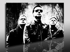 "Bild auf Leinwand ""Depeche Mode"" - Kunstdrucke, Wandbilder, Poster, Bilder"