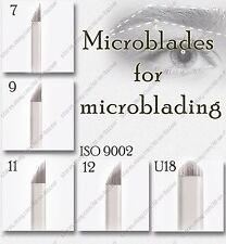 Shape microblade Microblades for microblading 3D PMU