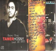 Tamer Hosny: Mn Ba3d ma Haweto, Hotel California, Nour 3eny, Waheshni Arabic CD