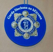 Southern Ireland Police/Garda vinyl sticker.