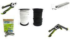Cuerda expansora 6 mm RAPID Tenaza Alambre Grapas Cuerda - 2 - 48 Variantes