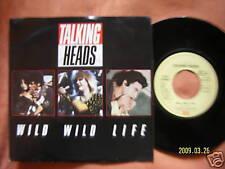 Talking Heads-WILD WILD LIFE/PEOPLE like us top 45