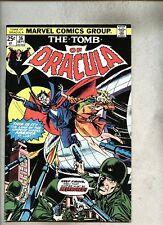 Tomb Of Dracula #36-1975 fn Gene Colan Gil Kane