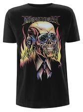 Megadeth 'Flaming Vic' T-Shirt - NEW & OFFICIAL!