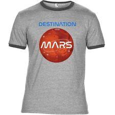Destination Mars NASA Toutes Tailles Dont Enfants T-shirt 9248