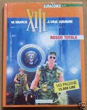 cartonato: XIII Vol. 2 (Eura, 1995) Euracomix n° 77