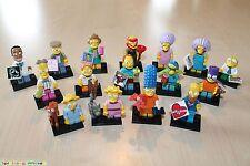 LEGO® 71009 The Simpsons™ Serie 2 -freie Auswahl / alle Figuren- NEU in OVP