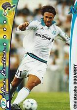 1999-2000 DS France Foot 2000 Base Card Olympique de Marseille - Variations