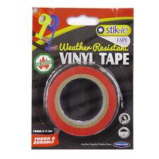 Tough, Weather Resistant Vinyl / Masking Tape - 18mm x 7.3 Meters, by Premier