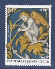 FRANCE AUTOADHESIF N°  267 ** MNH neuf sans ch, Cathédrale Sainte-Cécile, TB