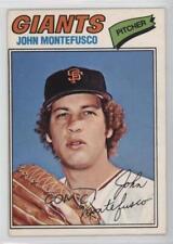 1977 O-Pee-Chee #232 John Montefusco San Francisco Giants Baseball Card
