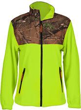 Trail Crest Kids Fleece Full Zip Wind Jacket