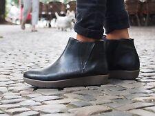 LILIMILL Schuhe TEQUILA 6075 schwarz Echtleder Stiefeletten Damen Ankle Boots