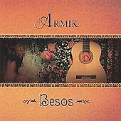 NEW Besos Armik CD Bolero Records New Age Flamenco Instrumental Armenian Iranian