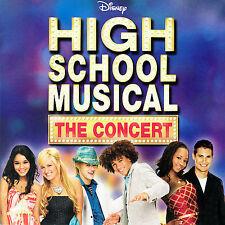 Disney High School Musical:The Concert CD/DVD 2007