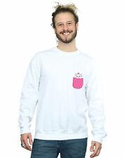 Disney Homme Aristocats Marie Pocket Sweat-Shirt