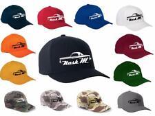 Nash Metropolitan Hardtop Classic Color Outline Design Hat Cap NEW