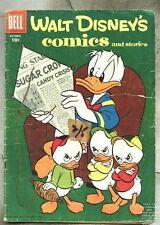 Walt Disney's Comics And Stories #193-1956  Donald Duck Carl Barks