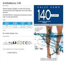 CALZE LUNGHE UOMO CABIFI MANON RIPOSANTE COTONE 140 DEN ANTIFATICA COMPRESSIONE