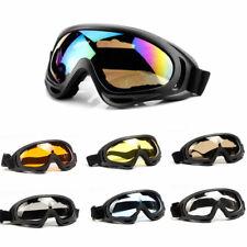 Lunettes de Moto Casque Masque Soleil UV Snowboard Ski Moto Randonée Escalade