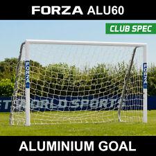 FORZA Alu60 Football Goal (Choose Your Size) – Portable Aluminium Football Goal