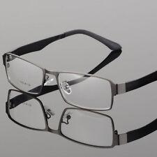 334f36d943 New Designer Men Metal Full Rim Myopia Eyeglasses Frames Optical Eyewear RX  Able