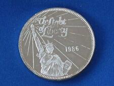 1986 Johnson Matthey The Light Of Liberty  .999 1 Oz B1650