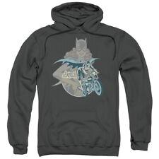 Dc Batgirl Biker Pullover Hoodies for Men or Kids
