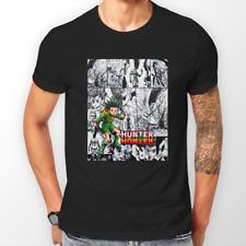 Hunter X HUNTER HXH MANGA STRISCIA ti ANIME T-Shirt Unisex T-shirt Tee Tutte le Taglie
