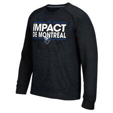 cd3bd52ea646f Montreal Impact MLS Adidas Men s Climawarm Navy Blue Ultimate Crew Fleece
