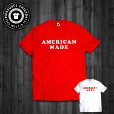 T Shirt American Made Retro Wrestling Hulk Hogan Hulkamania Tee