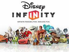 DISNEY INFINITY 1.0 2.0 3.0 Figures / Characters + Landmarks - Wii PS4 PS3 Xbox