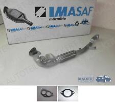 Imasaf ESCAPE TUBO EN y Mitsubishi Espacio RUNNER + Espacio Vagón 1.8 1991-1999