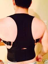 MAGNETE Riscaldato Posteriore in Neoprene Supporto Spalla Cintura Postura Correttore lombare Brace