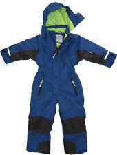Softshell Skianzug Schneeanzug dunkelblau blau Gr. 92 98 104 110 116 128 - 152