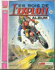 LES ROIS DE L'EXPLOIT n°52 ¤  +SPECIAL 9-11 ZAMPERONI