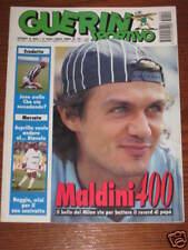 GUERIN SPORTIVO 1995/19 FINALE COPPA UEFA PARMA - JUVE