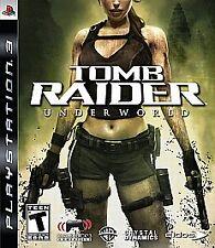 Tomb Raider: Underworld (Sony PlayStation 3, 2008)