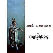 matchbox twenty mad season 2000 Atlantic CD