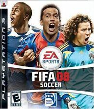 FIFA Soccer 08 (Sony PlayStation 3, 2007)