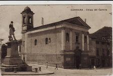 #CARRARA: CHIESA DEL CARMINE