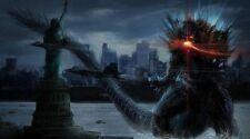 193111 Godzilla Movie Wall Print Poster CA