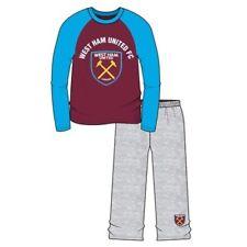 West Ham FC Older Boys Pyjamas 4-5 years to 11-12 years