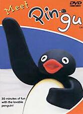Meet Pingu (DVD, 2003) Disc Only