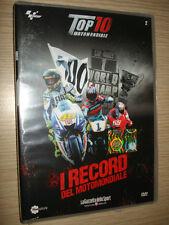 DVD N° 2 TOP 10 MOTOMONDIALE I RECORD DELLA MOTO GP AGOSTINI ROSSI CAPIROSSI NEW