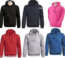 Adult Plain Blank Hoodies Sweather Hooded Sweatshirt S -3XL Hoodie