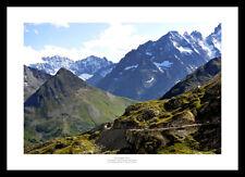 Col de Galibier French Alps Tour de France Cycling Photo Memorabilia (342)