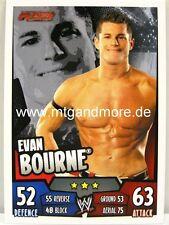 Slam Attax Rumble - Evan Bourne - RAW