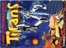 BD TTBE : TITANS N°  52 (K)