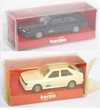 Herpa 3070 Audi Quattro (B2, Typ 85Q) 1:87